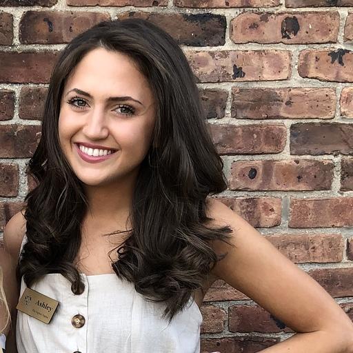 Ashley Farhat Social Media Curator